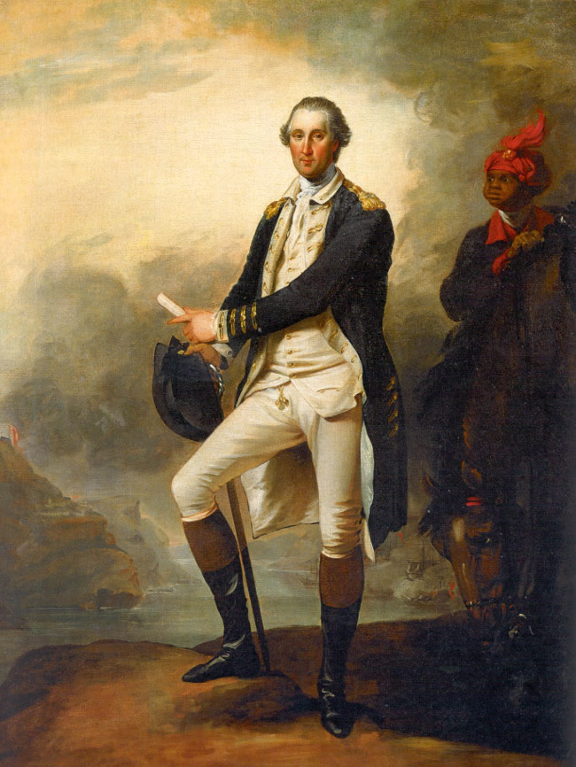 the early life and military leadership of george washington