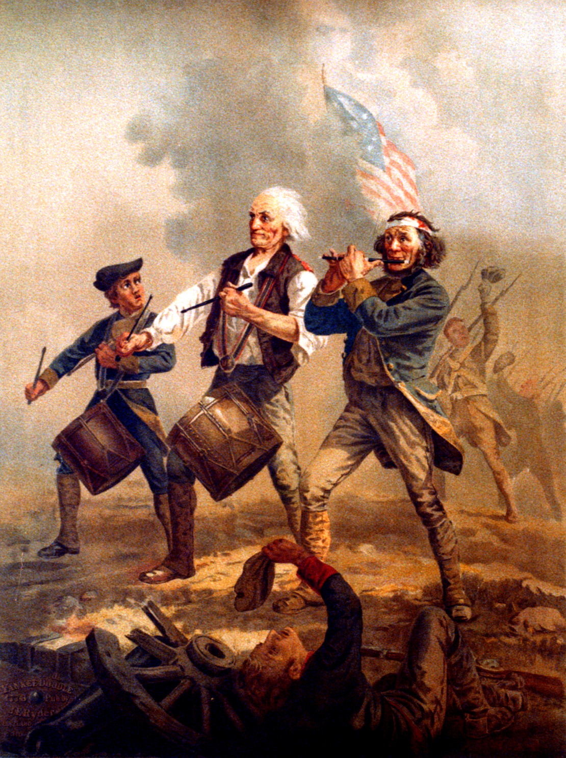 a history of the wars of the colonists in the new world American war of independence new colonists were to be encouraged to go north to nova scotia, where they could produce much needed timber for the navy.